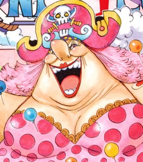 ピンクなビッグマム