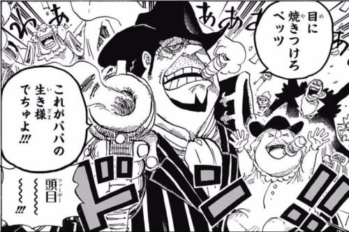 漫画 ネタバレ ワンピース 886