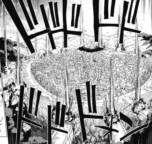 約ネバ 146話ネタバレ 女王レグラヴァリマ Vs ギーラン 漫画考察lab